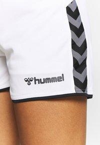 Hummel - HMLAUTHENTIC  - Sports shorts - white - 4