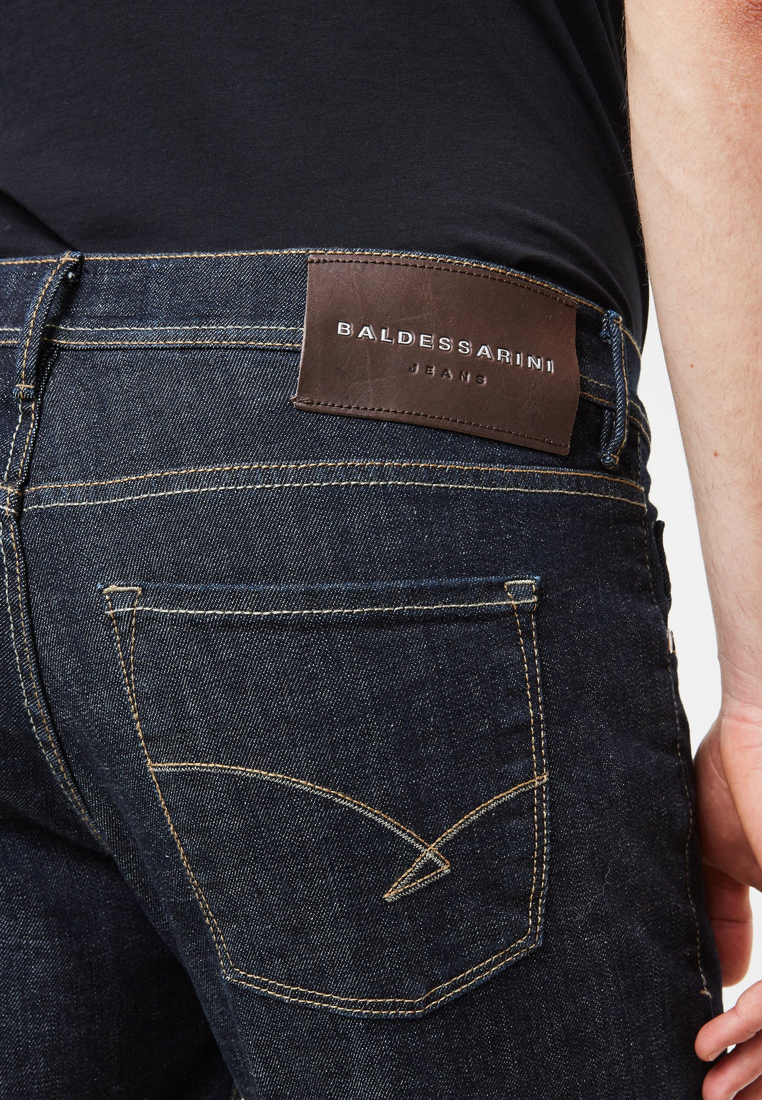 Baldessarini JACK REGULAR FIT - Jean droit - blue