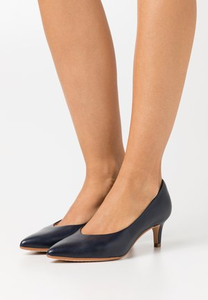LAINA COURT - Pumps - navy