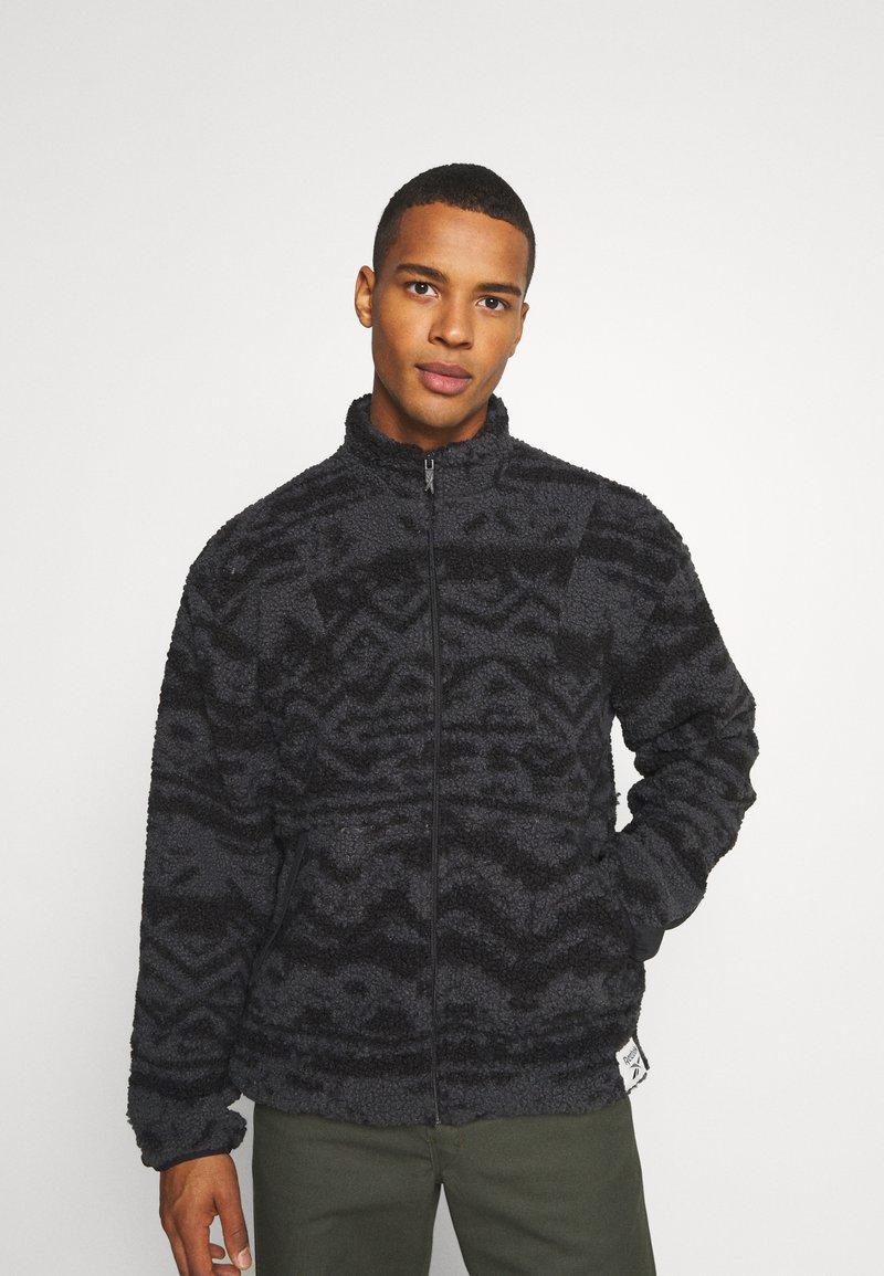 Reebok Classic - Summer jacket - black