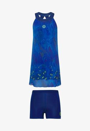 TABITA TECH DRESS - Sports dress - dark blue