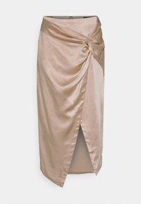 Mossman - KISS SKIRT - A-line skirt - champagne - 0