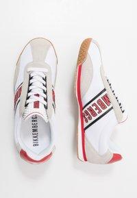 Bikkembergs - ENEA - Trainers - white/red/black - 1
