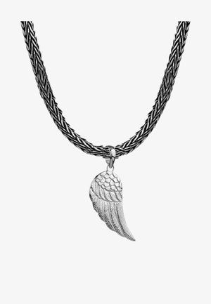 FLÜGEL - Necklace - silver-coloured