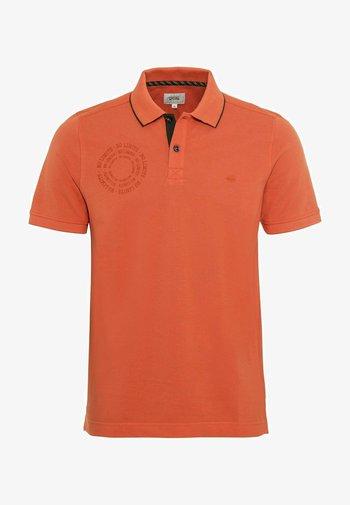 Polo shirt - orange