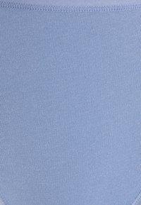 Schiesser - 3 PACK - Briefs - blue/light blue/black - 5