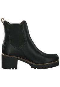 Panama Jack - Platform ankle boots - black - 6