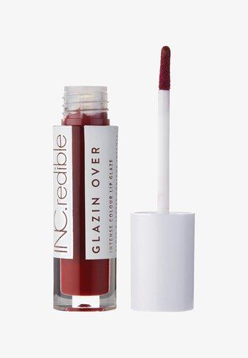 INC.REDIBLE GLAZIN OVER LIP GLAZE - Lip gloss - 10091 find your light, not mr right