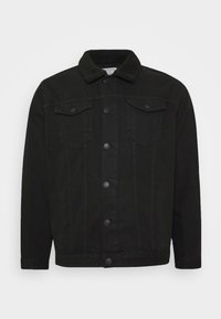 Jack´s Sportswear - JACKET - Denim jacket - keep black - 4