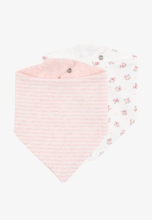 BANDANNA BIBS BABY 2 PACK - Foulard - optic white