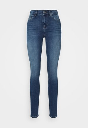 ONLANNE MID CURVED YOKE - Jeans Skinny Fit - medium blue