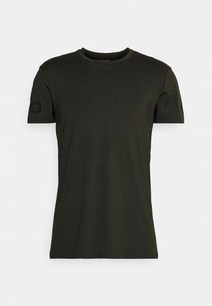 Print T-shirt - rosin