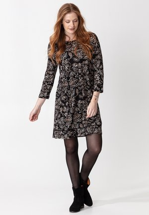 TUNIC - Robe d'été - black
