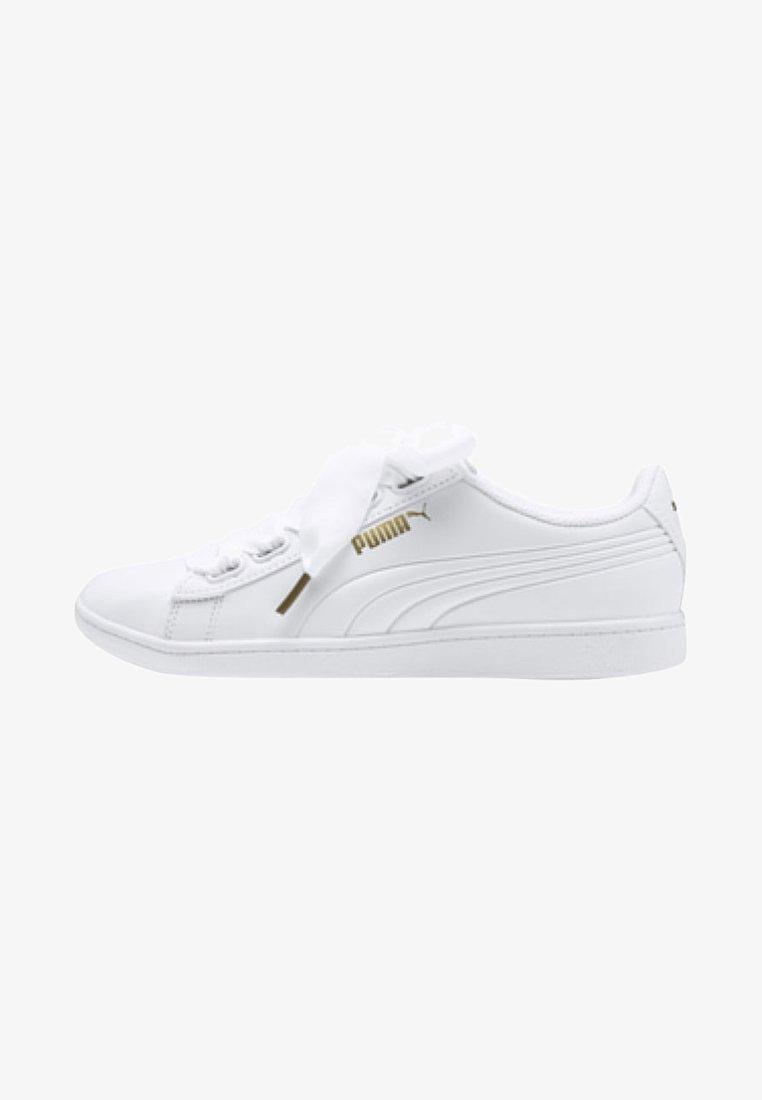 Puma - VIKKY RIBBON - Sports shoes - puma white