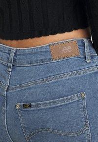 Lee - SCARLETT HIGH ZIP - Jeans Skinny Fit - light lou - 5