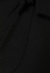 EDITED - ALIA SKIRT - Mini skirt - schwarz - 2
