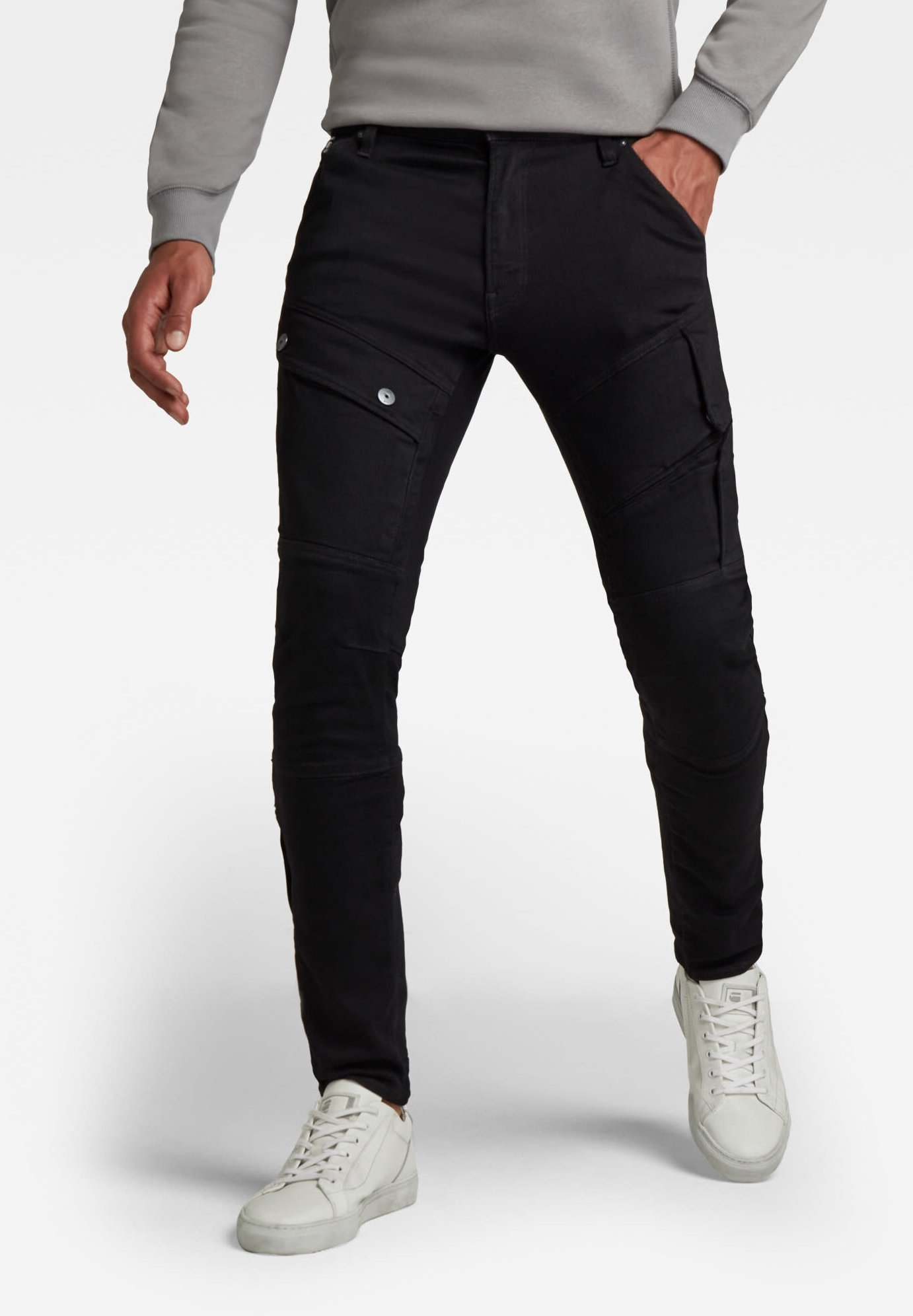 Herren AIRBLAZE 3D SKINNY - Jeans Skinny Fit