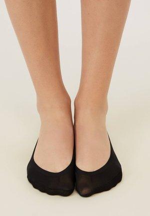 Trainer socks - black