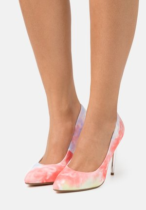 ROSELLE - Classic heels - coral