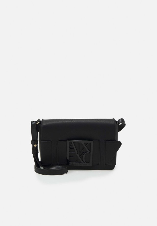SMALL CROSS BODY WOMAN'S SMALL CROSSBODY - Across body bag - nero