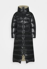 Nike Sportswear - PARKA - Down coat - black/mystic stone - 5