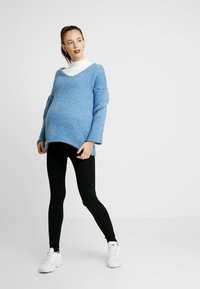 Esprit Maternity - Leggings - black - 1