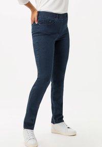 BRAX - STYLE LAVINA - Slim fit jeans - stoned - 1