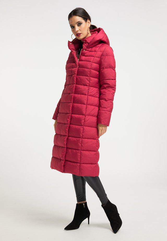 Winterjas - rot