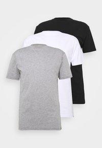 MULTI TEE AUTUMN 3 PACK - Basic T-shirt - multi