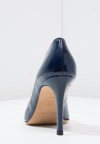 Pura Lopez - High heels - navy - 4