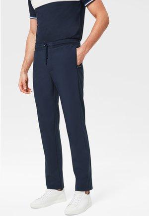 Tracksuit bottoms - navy-blau