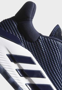 adidas Performance - PRO BOUNCE 2019 LOW SHOES - Basketball shoes - blue - 6