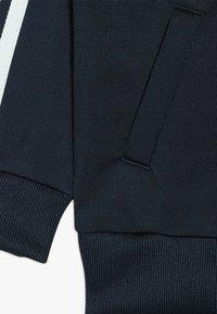 adidas Originals - SUPERSTAR SET - Huvtröja med dragkedja - collegiate navy/white - 3