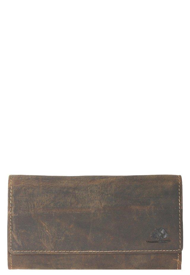 VINTAGE - Portefeuille - brown