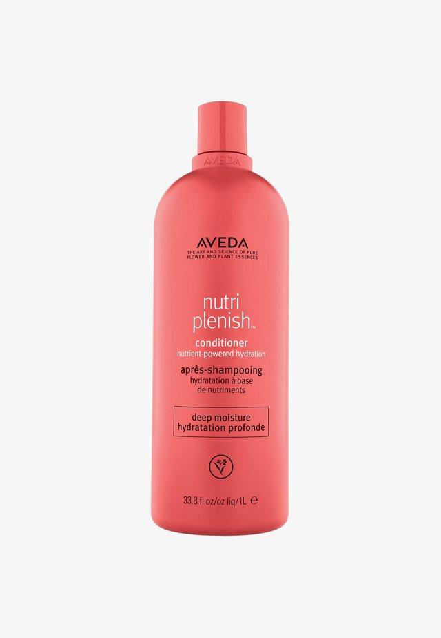 NUTRIPLENISH HYDRATING CONDITIONER DEEP MOISTURE - Après-shampoing - -
