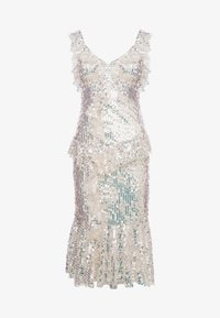 Needle & Thread - SCARLETT SEQUIN DRESS - Cocktail dress / Party dress - champagne/silver - 4