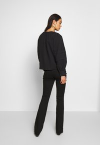 Levi's® - 725 HIGH RISE BOOTCUT - Jeansy Bootcut - black sheep - 2