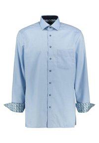 OLYMP - LUXOR MODERN FIT GLOBAL KENT - Shirt - blue - 2