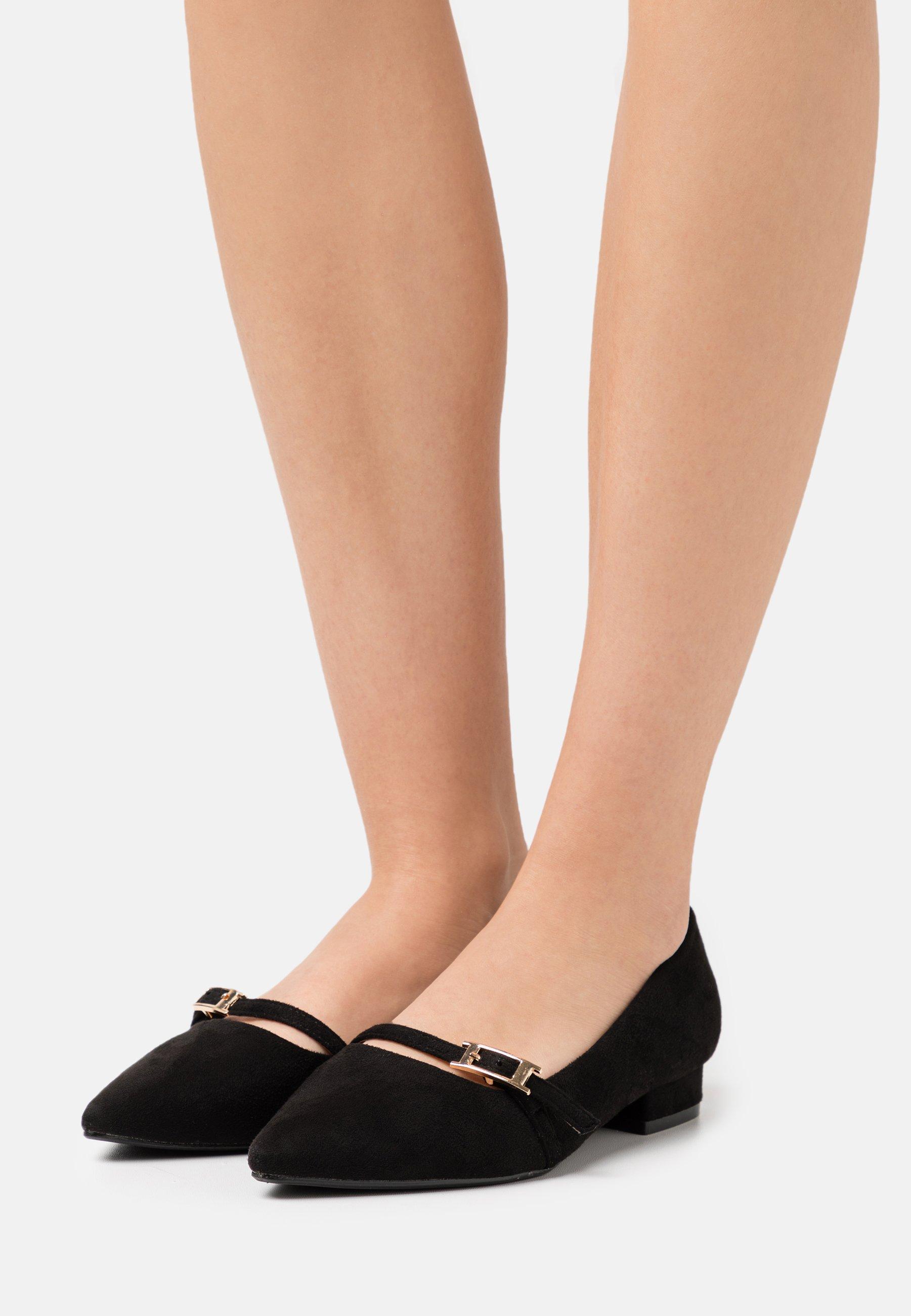 Women ELOISA - Ankle strap ballet pumps