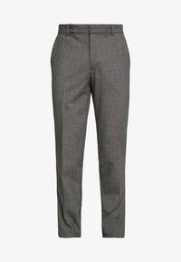 KIOMI - Suit trousers - mottled grey - 4