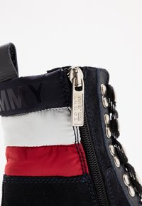 Tommy Jeans - PADDED LACE UP BOOT - Snørestøvletter - blue - 2