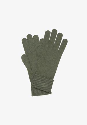 Gloves - fresh moss