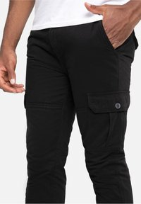 Threadbare - Cargo trousers - black - 3