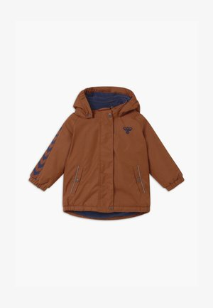 POLAR UNISEX - Winter coat - tortoise shell