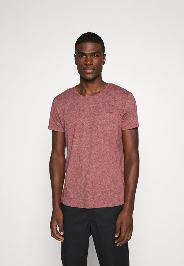 GRIND - T-shirt basic - red