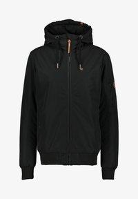 alife & kickin - DON - Winter jacket - moonless - 5