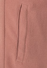 Object - OBJANNLEE SHORT JACKET - Kurtka wiosenna - ash rose - 2