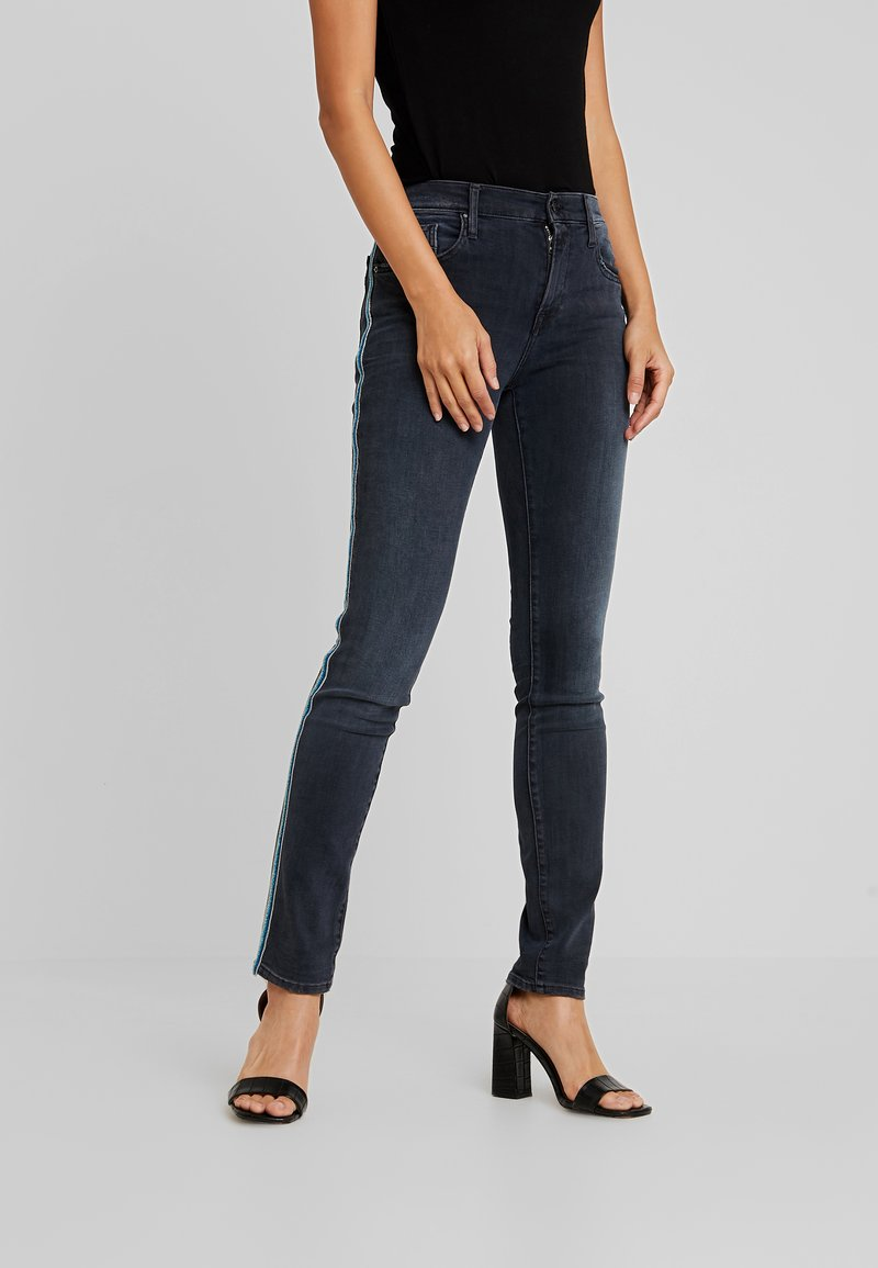 Replay - VIVY - Straight leg jeans - dark blue
