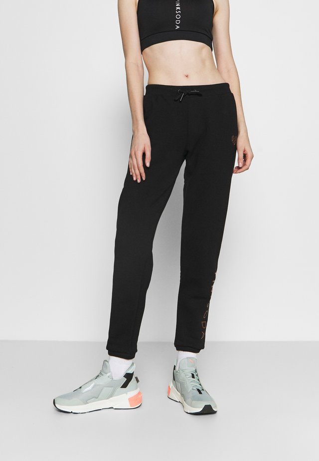 RUBY JOGGER - Trainingsbroek - black