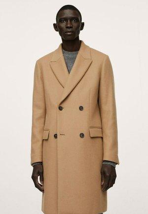 Short coat - marron moyen